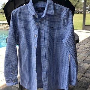 Boys button down dress shirt.